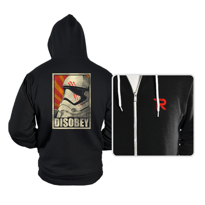 Disobey! - Hoodies - Hoodies - RIPT Apparel