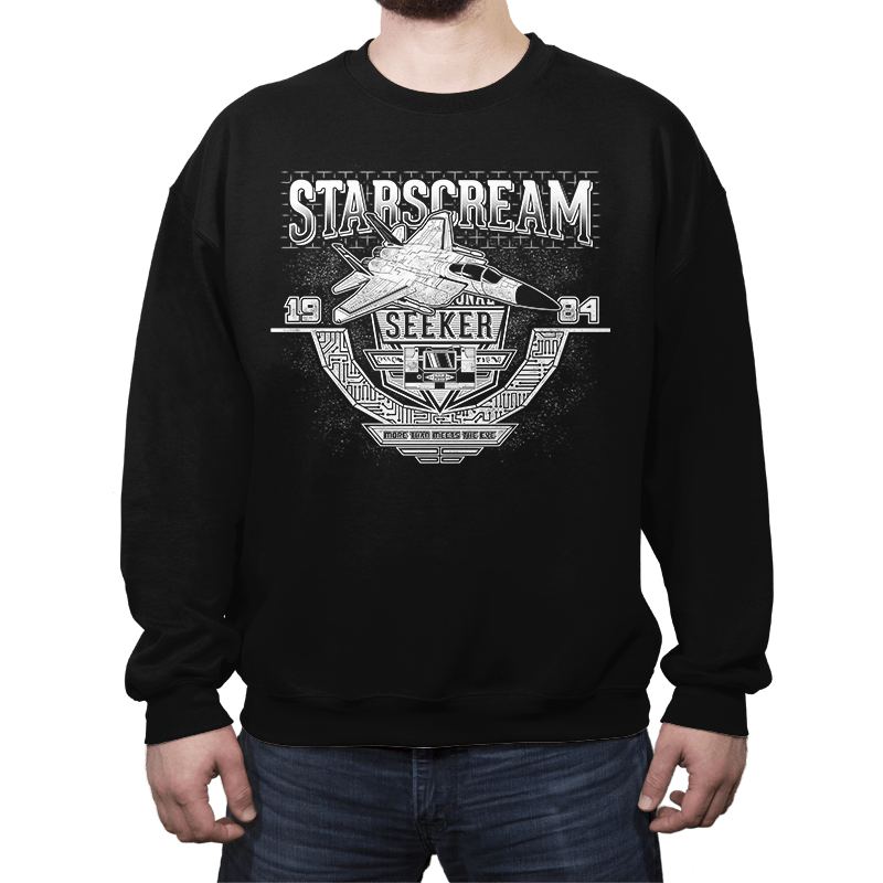 Professional Seeker - Crew Neck - Crew Neck - RIPT Apparel