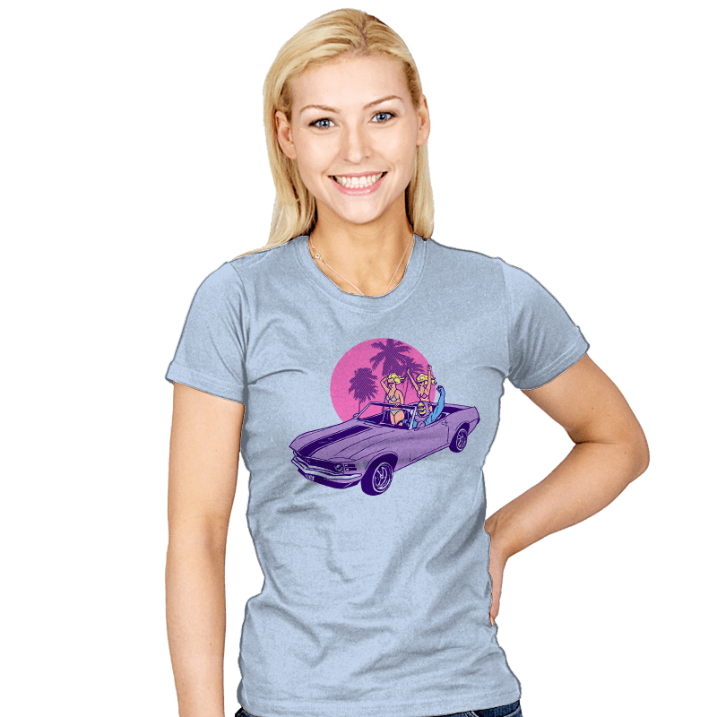 Skeletang - Womens - T-Shirts - RIPT Apparel