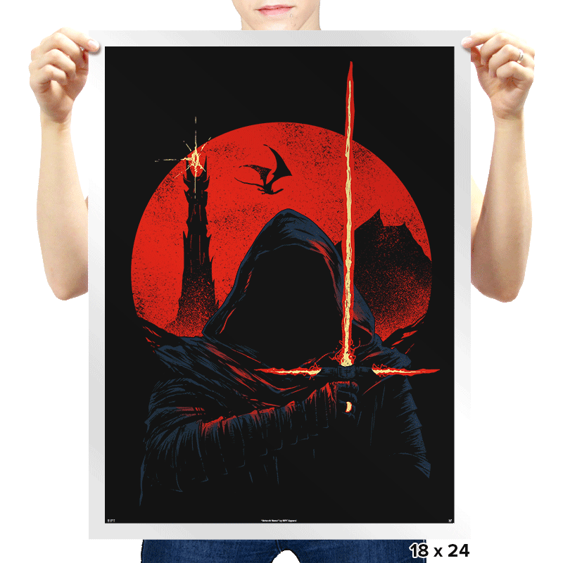 Wraith Wars - Prints - Posters - RIPT Apparel