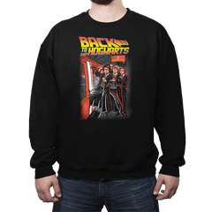 Back To Hogwarts - Crew Neck - Crew Neck - RIPT Apparel