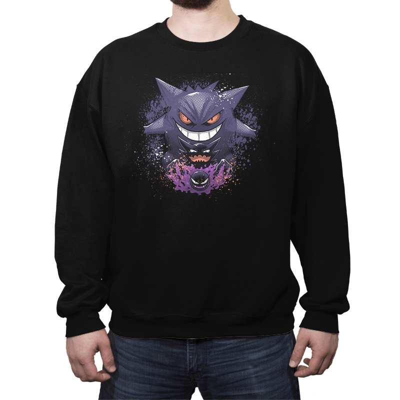 Ghost Evolution - Crew Neck - Crew Neck - RIPT Apparel