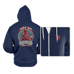 Dead Hot Chillin' Sauce - Hoodies - Hoodies - RIPT Apparel