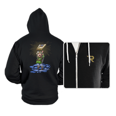 The Legend Begins - Hoodies - Hoodies - RIPT Apparel