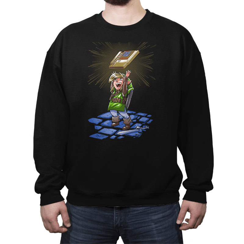 The Legend Begins - Crew Neck - Crew Neck - RIPT Apparel