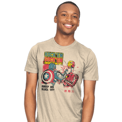 Rock 'em Sock 'em Rivals Exclusive - Mens - T-Shirts - RIPT Apparel