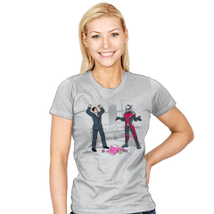 That's How You Get Ants, Man! - Womens - T-Shirts - RIPT Apparel