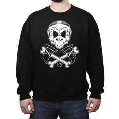 The Hammer Brotherhood  - Crew Neck - Crew Neck - RIPT Apparel