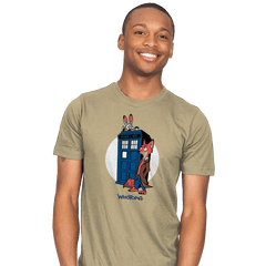 Whotopia - Mens - T-Shirts - RIPT Apparel