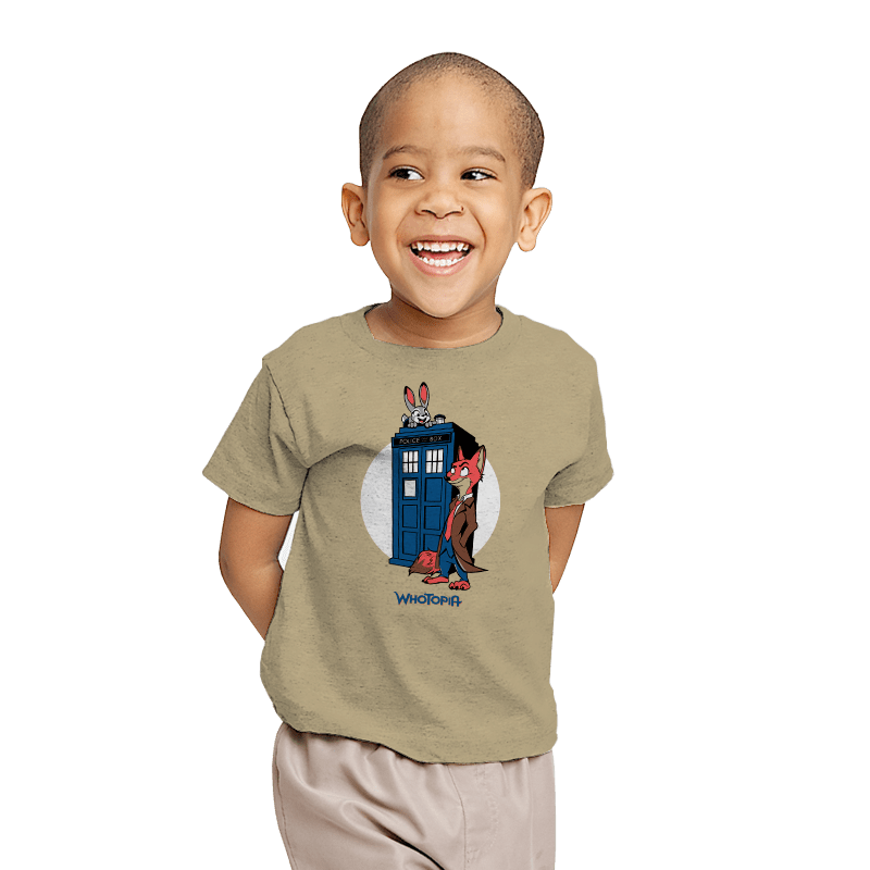Whotopia - Youth - T-Shirts - RIPT Apparel