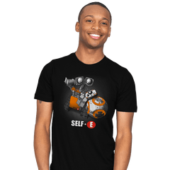 Self- E - Mens - T-Shirts - RIPT Apparel