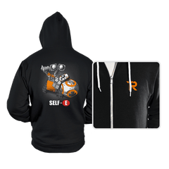 Self- E - Hoodies - Hoodies - RIPT Apparel