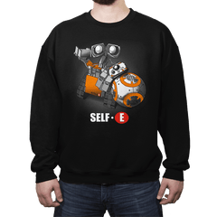 Self- E - Crew Neck - Crew Neck - RIPT Apparel