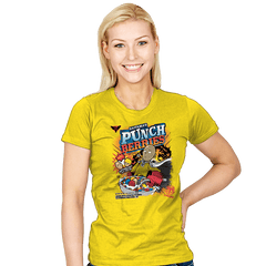 Punch Berries - Womens - T-Shirts - RIPT Apparel