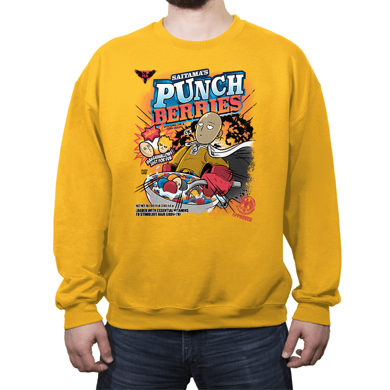 Punch Berries - Crew Neck - Crew Neck - RIPT Apparel
