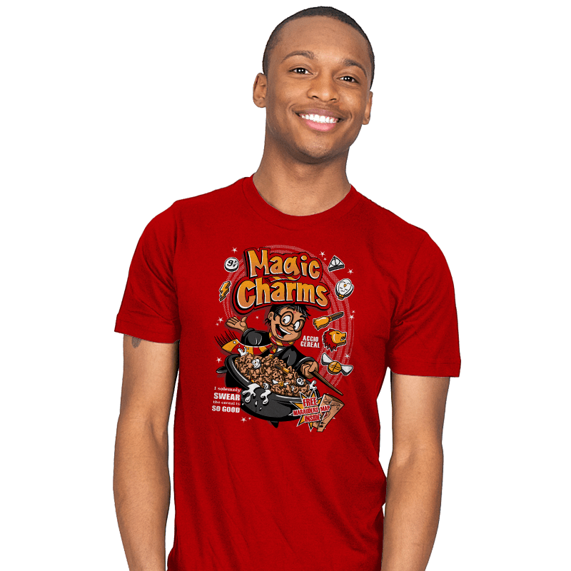Magic Charms - Mens - T-Shirts - RIPT Apparel