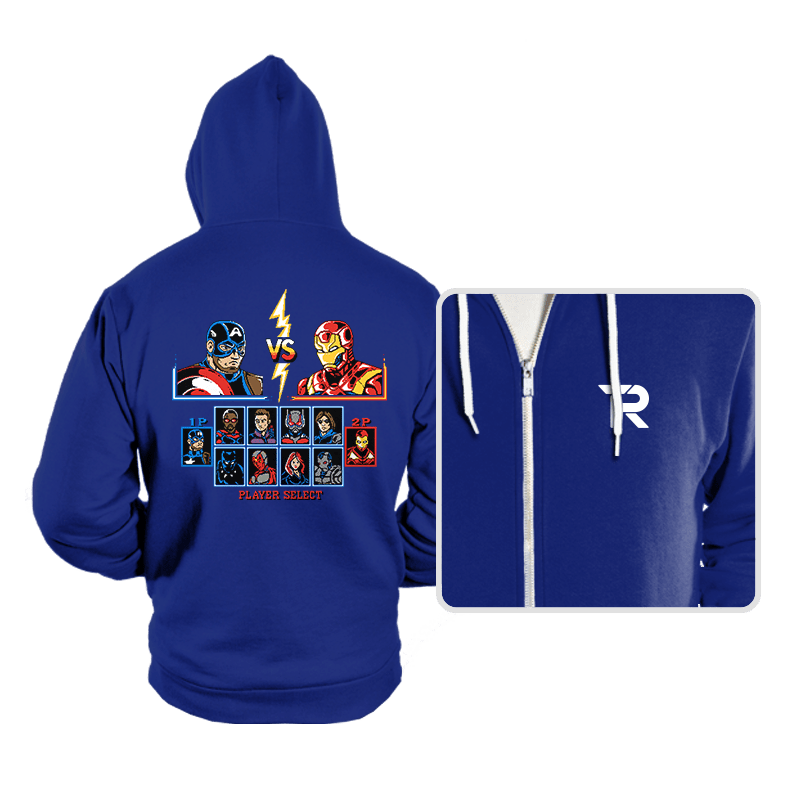 Civil Warriors  - Hoodies - Hoodies - RIPT Apparel