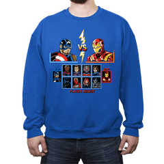 Civil Warriors  - Crew Neck - Crew Neck - RIPT Apparel
