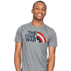 The Civil War - Mens - T-Shirts - RIPT Apparel