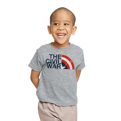 The Civil War - Youth - T-Shirts - RIPT Apparel