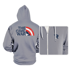 The Civil War - Hoodies - Hoodies - RIPT Apparel
