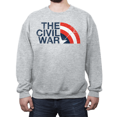 The Civil War - Crew Neck - Crew Neck - RIPT Apparel