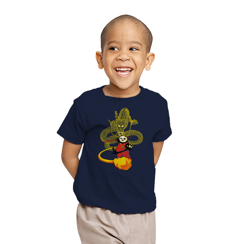 Dragon Warrior - Youth - T-Shirts - RIPT Apparel