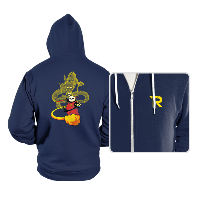 Dragon Warrior - Hoodies - Hoodies - RIPT Apparel
