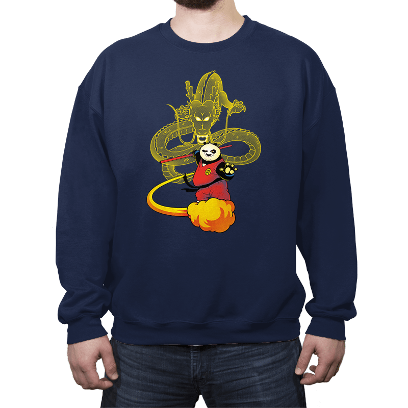 Dragon Warrior - Crew Neck - Crew Neck - RIPT Apparel