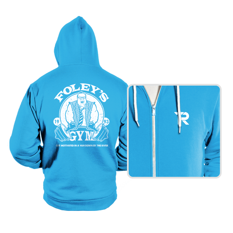 Motivational Gym - Hoodies - Hoodies - RIPT Apparel