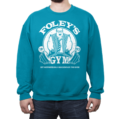Motivational Gym - Crew Neck - Crew Neck - RIPT Apparel