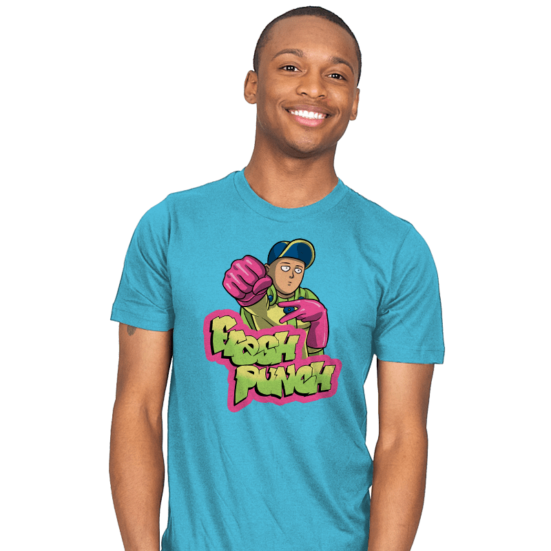 Fresh Punch - Mens - T-Shirts - RIPT Apparel