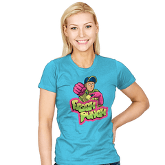 Fresh Punch - Womens - T-Shirts - RIPT Apparel