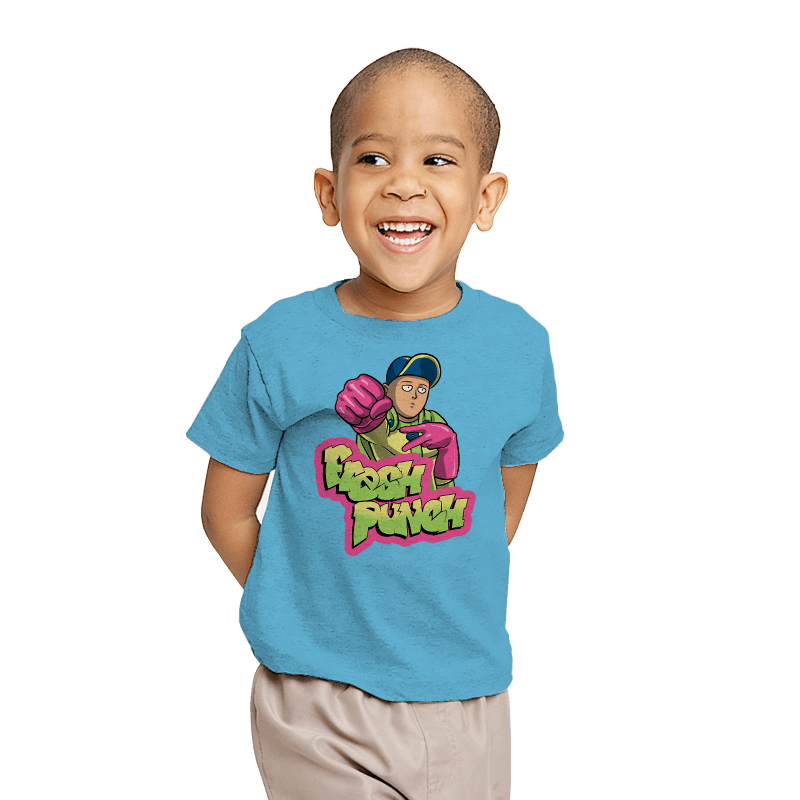 Fresh Punch - Youth - T-Shirts - RIPT Apparel