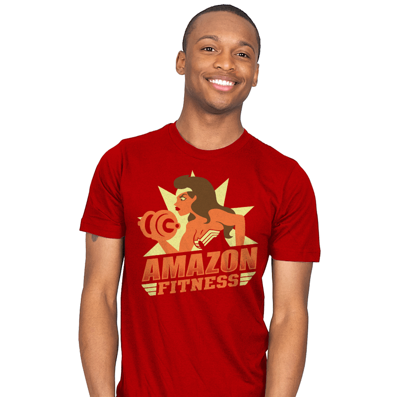 Amazon Fitness - Mens - T-Shirts - RIPT Apparel