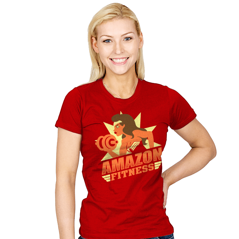 Amazon Fitness - Womens - T-Shirts - RIPT Apparel