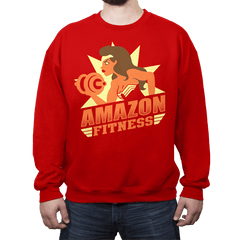 Amazon Fitness - Crew Neck - Crew Neck - RIPT Apparel