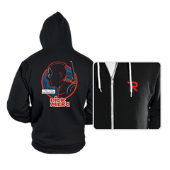 Dick Merc Logo - Hoodies - Hoodies - RIPT Apparel