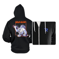 Bro, Do You Even Beep-Boop? - Hoodies - Hoodies - RIPT Apparel