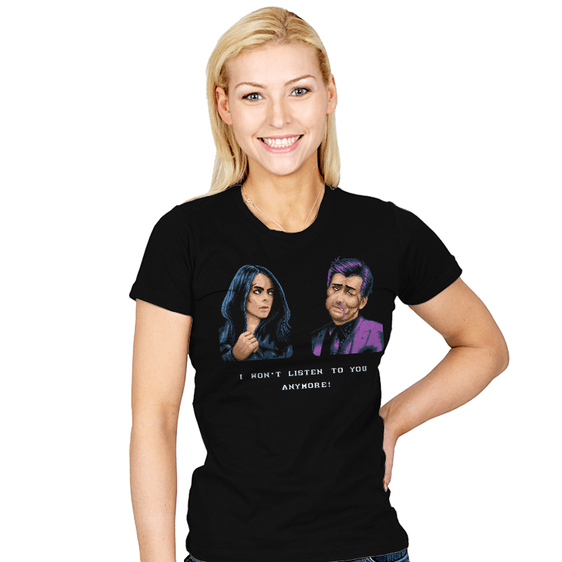 Birch St. Fighter - Womens - T-Shirts - RIPT Apparel