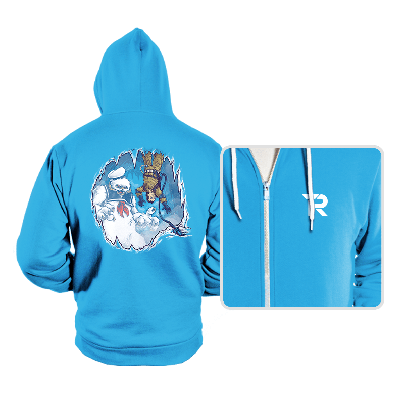 The Wampuft Marshmallow Man - Hoodies - Hoodies - RIPT Apparel