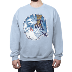 The Wampuft Marshmallow Man - Crew Neck - Crew Neck - RIPT Apparel