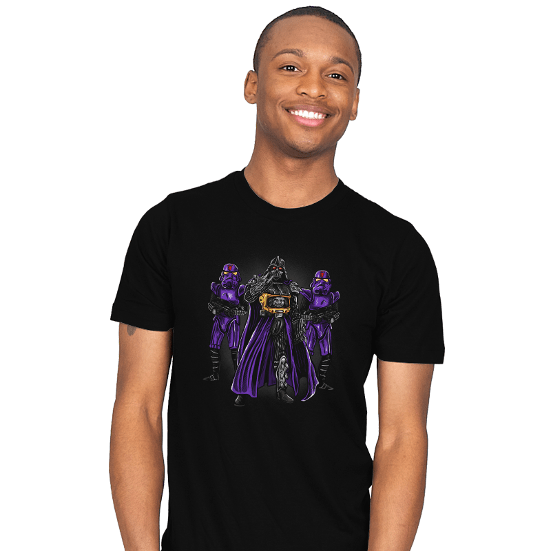 Shell Wars - Mens - T-Shirts - RIPT Apparel
