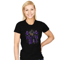Shell Wars - Womens - T-Shirts - RIPT Apparel