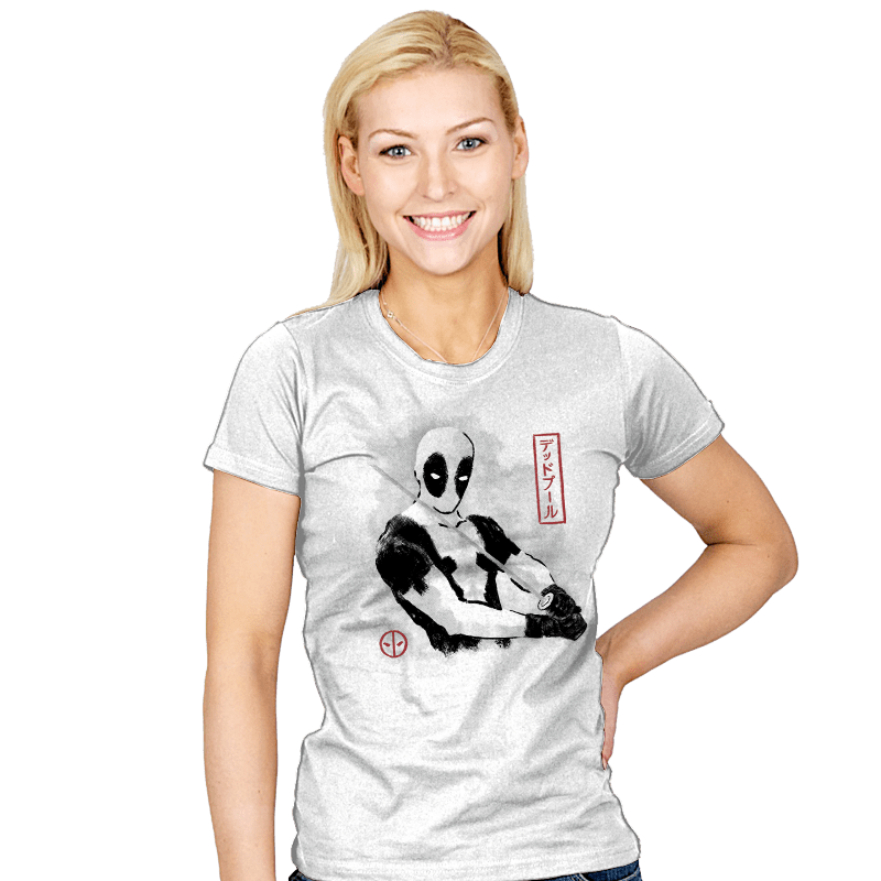 Chiyonosake - Womens - T-Shirts - RIPT Apparel