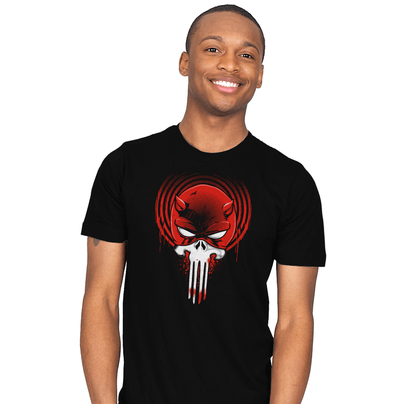 Devil Punishment - Mens - T-Shirts - RIPT Apparel
