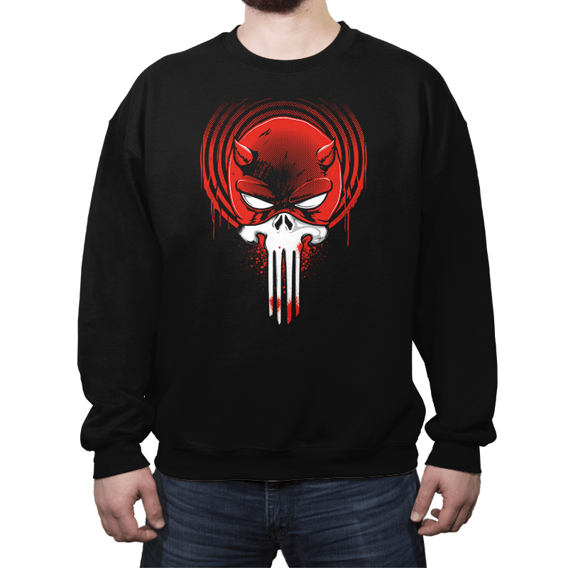 Devil Punishment - Crew Neck - Crew Neck - RIPT Apparel