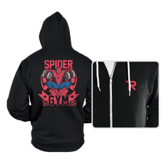 Spider Gym - Hoodies - Hoodies - RIPT Apparel