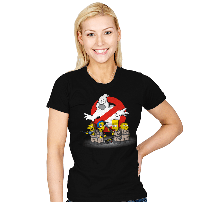 Homerbusters - Womens - T-Shirts - RIPT Apparel