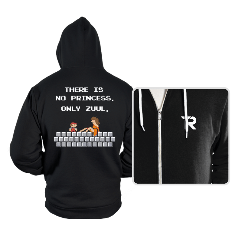 There is No Princess - Hoodies - Hoodies - RIPT Apparel